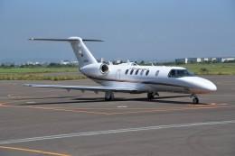 kumagorouさんが、仙台空港で撮影した国土交通省 航空局 525C Citation CJ4の航空フォト(写真)