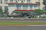 スカルショットさんが、明野駐屯地で撮影した陸上自衛隊 AH-64Dの航空フォト(写真)