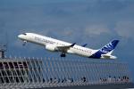yabyanさんが、中部国際空港で撮影したエアバス A220-300 (BD-500-1A11)の航空フォト(飛行機 写真・画像)