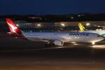 代打の切札さんが、成田国際空港で撮影したカンタス航空 A330-303の航空フォト(写真)