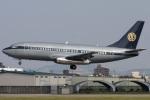 Hariboさんが、名古屋飛行場で撮影したスカイ・アヴィエーション 737-2W8/Advの航空フォト(写真)