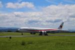 myoumyoさんが、熊本空港で撮影した航空自衛隊 777-3SB/ERの航空フォト(飛行機 写真・画像)