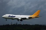 T.Sazenさんが、成田国際空港で撮影したポーラーエアカーゴ 747-46NF/SCDの航空フォト(写真)