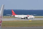 kuro2059さんが、那覇空港で撮影したイースター航空 737-8BKの航空フォト(写真)