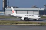 kuro2059さんが、那覇空港で撮影した日本航空 777-289の航空フォト(写真)