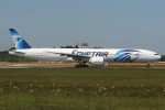 tassさんが、成田国際空港で撮影したエジプト航空 777-36N/ERの航空フォト(写真)