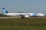 tassさんが、成田国際空港で撮影したエジプト航空 777-36N/ERの航空フォト(飛行機 写真・画像)