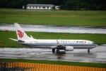 T.Sazenさんが、成田国際空港で撮影した中国国際航空 737-89Lの航空フォト(飛行機 写真・画像)