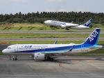 kikiさんが、成田国際空港で撮影した全日空 A320-271Nの航空フォト(写真)