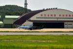mojioさんが、秋田空港で撮影した航空自衛隊 U-125A(Hawker 800)の航空フォト(飛行機 写真・画像)