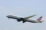 どんちんさんが、関西国際空港で撮影したブリティッシュ・エアウェイズ 787-9の航空フォト(写真)