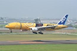kumagorouさんが、仙台空港で撮影した全日空 777-281/ERの航空フォト(写真)