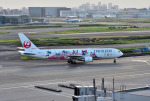 mojioさんが、羽田空港で撮影した日本航空 767-346/ERの航空フォト(飛行機 写真・画像)