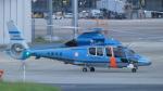 sennsaibasiさんが、伊丹空港で撮影した兵庫県警察 EC155B1の航空フォト(写真)