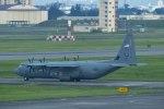 Mochi7D2さんが、横田基地で撮影したアメリカ空軍 C-130J-30 Herculesの航空フォト(写真)