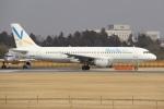 sky-spotterさんが、成田国際空港で撮影したバニラエア A320-211の航空フォト(写真)