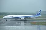 kumagorouさんが、新千歳空港で撮影した全日空 777-381の航空フォト(飛行機 写真・画像)