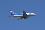 kuro2059さんが、那覇空港で撮影したANAウイングス 737-54Kの航空フォト(写真)