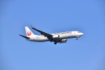 KAGURA-747さんが、羽田空港で撮影した日本航空 737-846の航空フォト(写真)