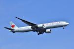 KAGURA-747さんが、羽田空港で撮影したエア・カナダ 777-333/ERの航空フォト(写真)