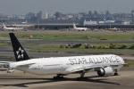camelliaさんが、羽田空港で撮影した全日空 777-381/ERの航空フォト(飛行機 写真・画像)