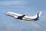 sachiさんが、関西国際空港で撮影したアメリカ企業所有 737-7EG BBJの航空フォト(写真)