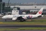 camelliaさんが、羽田空港で撮影した日本航空 777-246の航空フォト(写真)