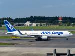 こうきさんが、成田国際空港で撮影した全日空 767-316F/ERの航空フォト(写真)