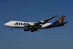 tassさんが、成田国際空港で撮影したアトラス航空 747-412F/SCDの航空フォト(写真)