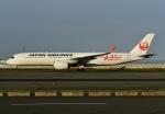 蒼くまさんが、関西国際空港で撮影した日本航空 A350-941の航空フォト(飛行機 写真・画像)