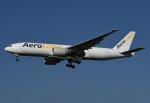 tassさんが、成田国際空港で撮影したエアロ・ロジック 777-F6Nの航空フォト(写真)