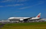 HS888さんが、鹿児島空港で撮影した日本航空 777-246/ERの航空フォト(写真)