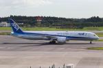 代打の切札さんが、成田国際空港で撮影した全日空 787-9の航空フォト(写真)