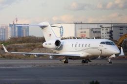 Hariboさんが、羽田空港で撮影したベルジャヤ・エア BD-100-1A10 Challenger 300の航空フォト(飛行機 写真・画像)