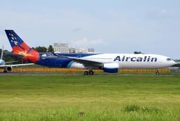 さくらの城南山。さんが、成田国際空港で撮影したエアカラン A330-941の航空フォト(写真)