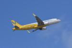 kuro2059さんが、那覇空港で撮影したバニラエア A320-214の航空フォト(飛行機 写真・画像)