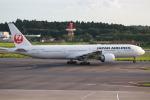 代打の切札さんが、成田国際空港で撮影した日本航空 777-346/ERの航空フォト(写真)