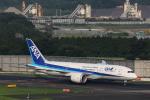 トリトンブルーSHIROさんが、成田国際空港で撮影した全日空 787-8 Dreamlinerの航空フォト(写真)