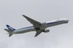 ANA744Foreverさんが、那覇空港で撮影した全日空 777-381の航空フォト(写真)