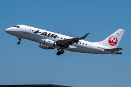 KAIHOさんが、徳島空港で撮影したジェイエア ERJ-170-100 (ERJ-170STD)の航空フォト(飛行機 写真・画像)