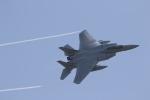 ANA744Foreverさんが、千歳基地で撮影した航空自衛隊 F-15J Eagleの航空フォト(写真)