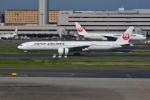 md11jbirdさんが、羽田空港で撮影した日本航空 777-346/ERの航空フォト(写真)