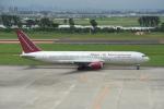 kumagorouさんが、仙台空港で撮影したオムニエアインターナショナル 767-328/ERの航空フォト(飛行機 写真・画像)