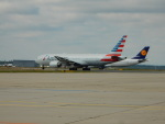 kiyohsさんが、フランクフルト国際空港で撮影したアメリカン航空 777-223/ERの航空フォト(写真)