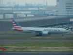 kiyohsさんが、羽田空港で撮影したアメリカン航空 777-223/ERの航空フォト(飛行機 写真・画像)