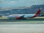 kiyohsさんが、マドリード・バラハス国際空港で撮影したアビアンカ航空 787-8 Dreamlinerの航空フォト(写真)