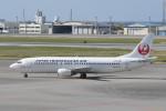 kuro2059さんが、那覇空港で撮影した日本トランスオーシャン航空 737-446の航空フォト(飛行機 写真・画像)