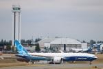 Kentaslandさんが、ペインフィールド空港で撮影したボーイング 777-9-versionの航空フォト(写真)