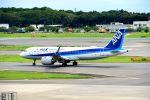 まいけるさんが、成田国際空港で撮影した全日空 A320-271Nの航空フォト(写真)