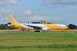 ポン太さんが、成田国際空港で撮影したスクート (〜2017) 777-212/ERの航空フォト(写真)